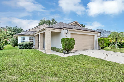 Daytona Beach Single Family Home For Sale: 140 Bardmoor Circle