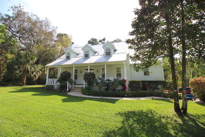 Ormond Beach Single Family Home For Sale: 1 Tidewater Drive