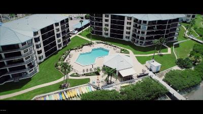 New Smyrna Beach Condo/Townhouse For Sale: 2700 N Peninsula Avenue #511