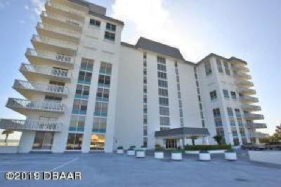 Ormond Beach Condo/Townhouse For Sale: 1575 Ocean Shore Boulevard #507