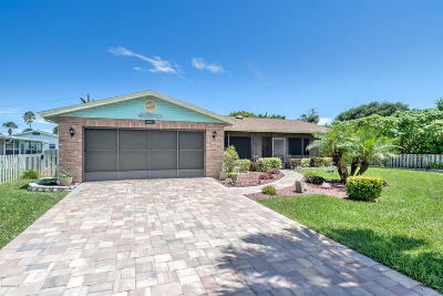 Ponce Inlet Single Family Home For Sale: 4701 S Peninsula Drive