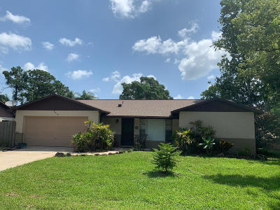 New Smyrna Beach Single Family Home For Sale: 2617 Crestwood Avenue