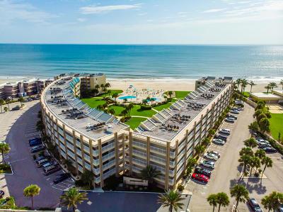 New Smyrna Beach Condo/Townhouse For Sale: 4501 S Atlantic Avenue #113