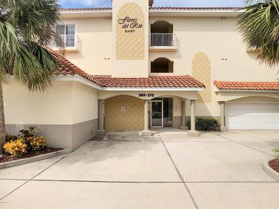 New Smyrna Beach Condo/Townhouse For Sale: 271 The Middle Way #F