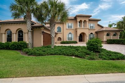 Palm Coast Single Family Home For Sale: 6 Cypress Hammock Way