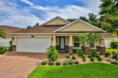 Palm Coast Single Family Home For Sale: 37 Auberry Drive