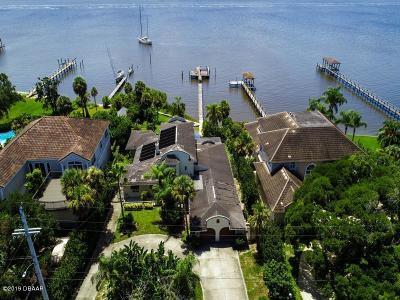 Ormond Beach Single Family Home For Sale: 518 Riverside Drive