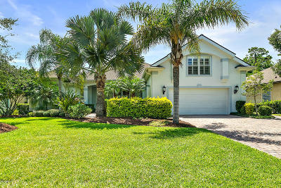 Ormond Beach Single Family Home For Sale: 963 Stone Lake Drive