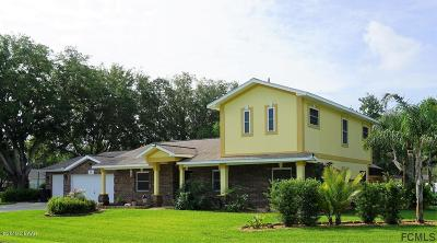 Palm Coast Single Family Home For Sale: 2 Watermill Place