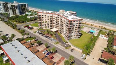 Flagler Beach Condo/Townhouse For Sale: 3600 S Ocean Shore Boulevard #116
