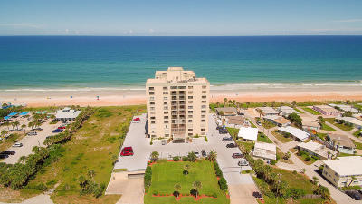 Ormond Beach Condo/Townhouse For Sale: 1513 Ocean Shore Boulevard #11A