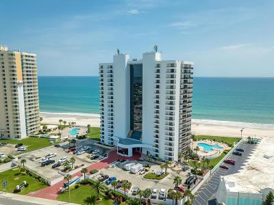 Daytona Beach Shores Condo/Townhouse For Sale: 2555 S Atlantic Avenue #1606