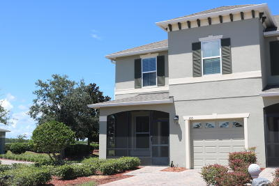 Volusia County Attached For Sale: 100 Misty Glen Lane