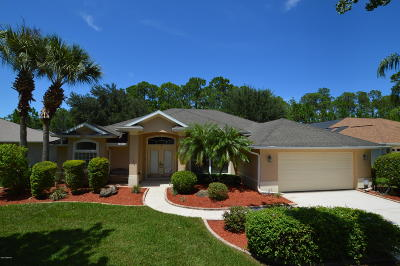 Ormond Beach Single Family Home For Sale: 7 Bent Stream Way