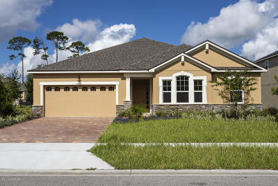 Deland  Single Family Home For Sale: 2384 Oxmoor Drive