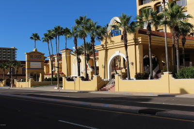 Daytona Beach Condo/Townhouse For Sale: 600 N Atlantic Avenue #504