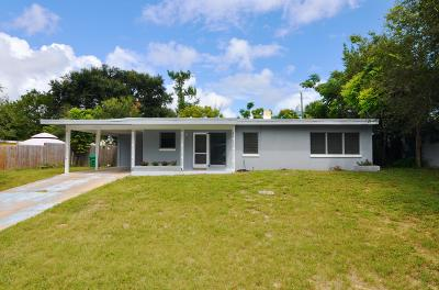 Daytona Beach Single Family Home For Sale: 1332 Hillcrest Drive