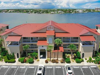 New Smyrna Beach Condo/Townhouse For Sale: 442 Bouchelle Drive #304