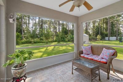 Palm Coast Single Family Home For Sale: 11 Ballard Lane