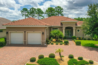 Palm Coast Single Family Home For Sale: 10 Commander Court