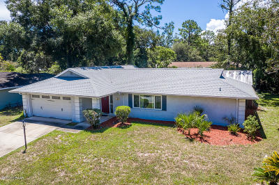 Palm Coast Single Family Home For Sale: 2 Blackwell Place