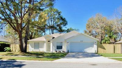 Port Orange Single Family Home For Sale: 4660 S Moon Trail