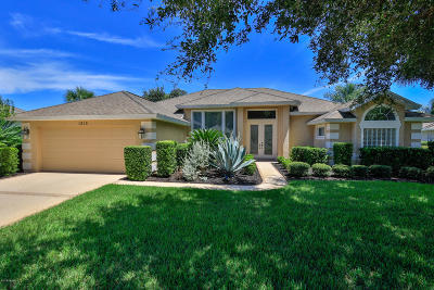 Ormond Beach Single Family Home For Sale: 1213 Hampstead Lane