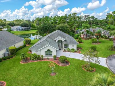 Plantation Bay Single Family Home For Sale: 87 Bridgewater Lane