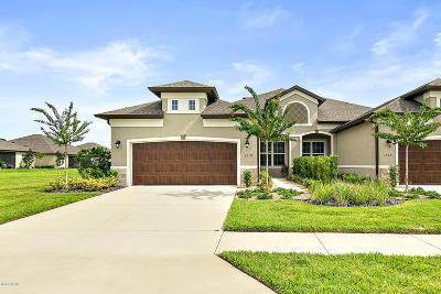 Volusia County Attached For Sale: 1510 Kinnard Drive