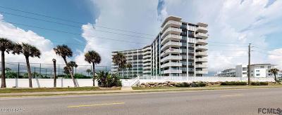 Flagler Beach Condo/Townhouse For Sale: 3580 S Ocean Shore Boulevard #606