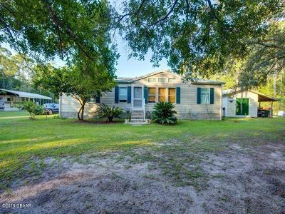 New Smyrna Beach Single Family Home For Sale: 4345 Kaycees Way
