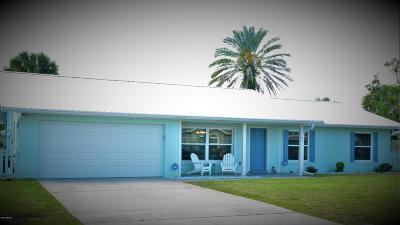 Flagler Beach Single Family Home For Sale: 123 Avalon Avenue
