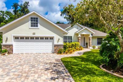 New Smyrna Beach Single Family Home For Sale: 727 Aldenwood Trail