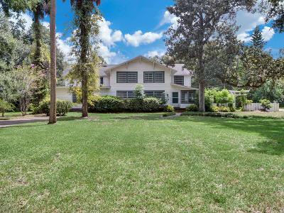 Deland  Single Family Home For Sale: 1103 N Boston Avenue