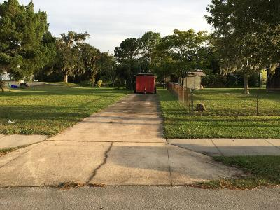 Volusia County Residential Lots & Land For Sale: 113 Niver Street