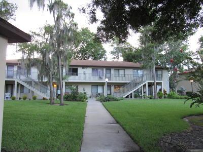 South Daytona Condo/Townhouse For Sale: 1601 Big Tree Rd #1107
