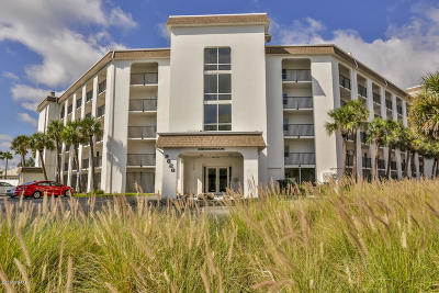 Daytona Beach Shores Condo/Townhouse For Sale: 2626 S Atlantic Avenue #508 &509