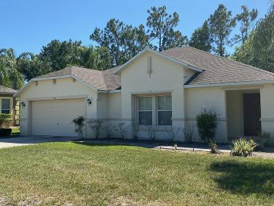 Volusia County Single Family Home For Sale: 136 Joyelle Circle