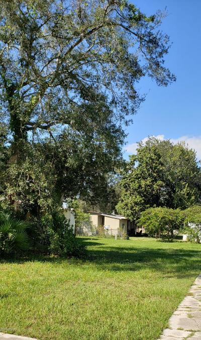 Volusia County Residential Lots & Land For Sale: 434 Leslie Drive