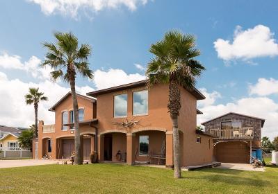 Ormond Beach Single Family Home For Sale: 3580 Ocean Shore Boulevard