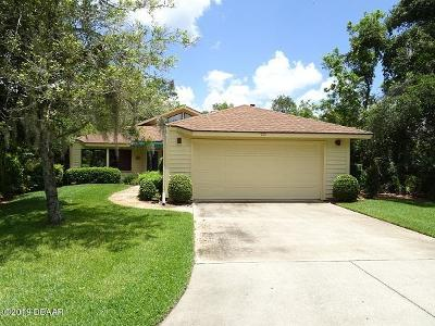 New Smyrna Beach Single Family Home For Sale: 620 St Andrews Circle