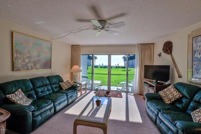 New Smyrna Beach Condo/Townhouse For Sale: 4831 Saxon Drive #1110
