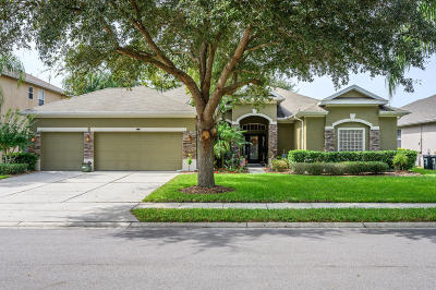 Debary Single Family Home For Sale: 512 Hillshire Drive