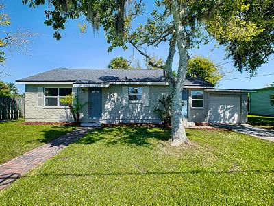 South Daytona Single Family Home For Sale: 206 Mc Donald Street
