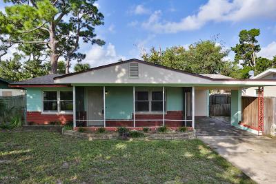 South Daytona Single Family Home For Sale: 2444 Yale Road