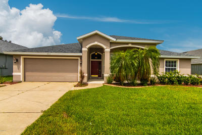 Volusia County Single Family Home For Sale: 5977 Heron Pond Drive