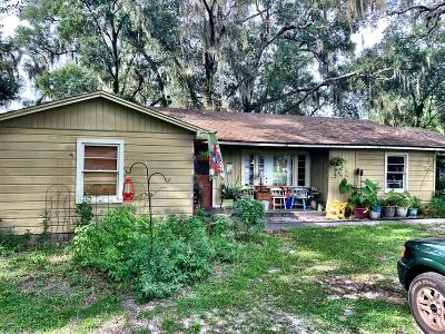 Deland  Single Family Home For Sale: 1503 E Voorhis Avenue