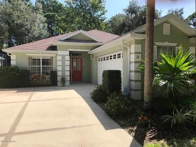 Palm Coast Single Family Home For Sale: 25 Deerfield Court