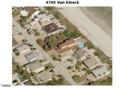 Volusia County Residential Lots & Land For Sale: 4705 Van Kleeck Drive