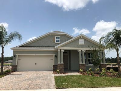 New Smyrna Beach Single Family Home For Sale: 226 Venetian Palms Boulevard